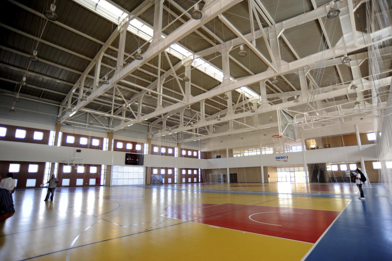 Sesc Sorocaba inaugura nova unidade dia 1º de setembro - 21 08 12 ... 4425d7df08270