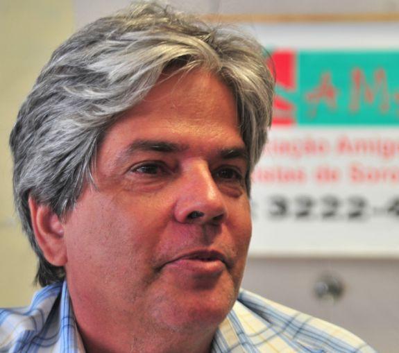 Celso Leuzinger Humaytá, presidente da Amas - Erick Pinheiro