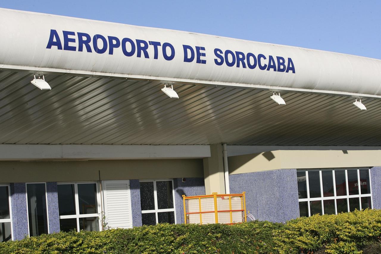 Aeroporto Sorocaba : Daesp administrará o aeroporto por anos