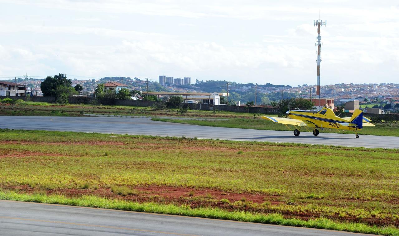 Aeroporto Sorocaba : Ampliação de aeroporto será inaugurada em maio