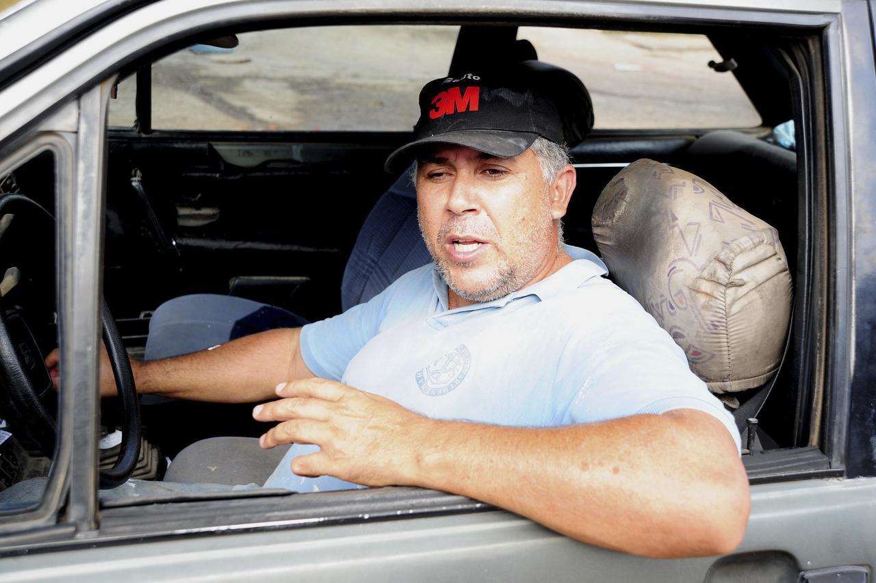 -Fica uma situação em que você não é totalmente dono da sua própria casa-, lamenta Paulo Sérgio Barros - Emídio Marques