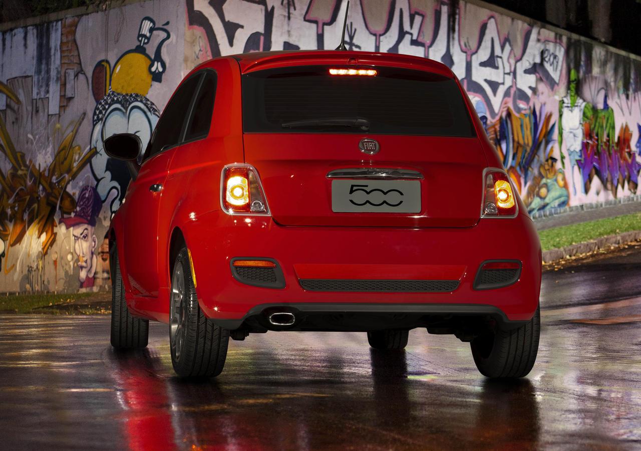 Fiat 500 Chega Ao Brasil Com Preco Competitivo 01 09 11 Motor Jornal Cruzeiro Do Sul