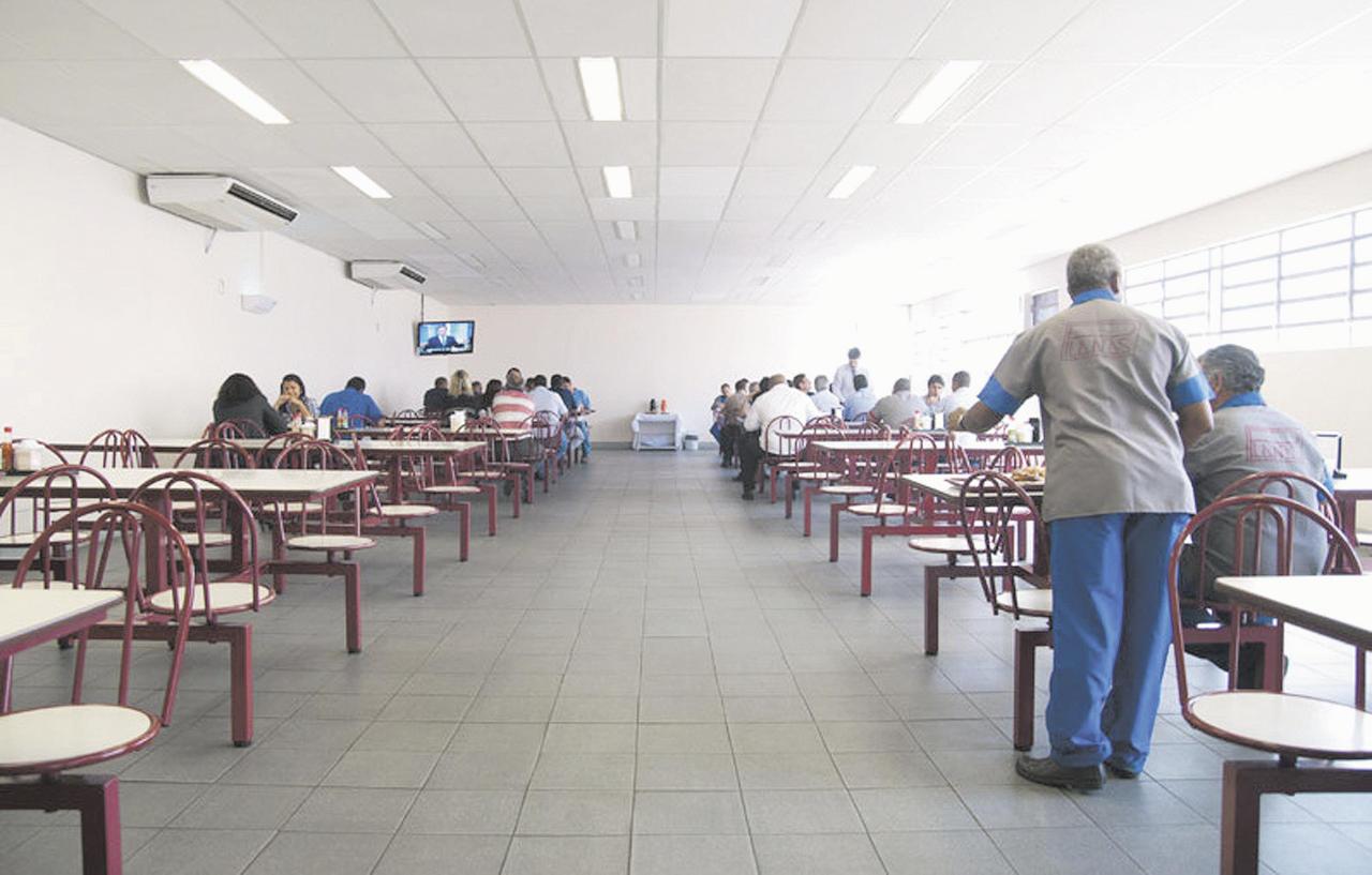 Alimenta O Dos Funcion Rios Em Empresas Seguem Regras Do Minist Rio