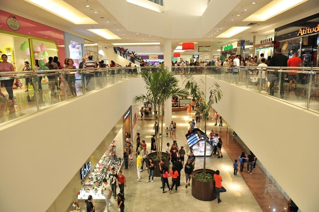 c1ae8ca3aeb O Shopping Cidade registra movimento de 1