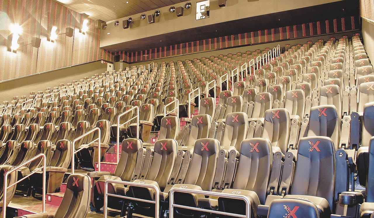 Iguatemi Esplanada inaugura 4 salas de cinema - 23 01 14 - CULTURA ... 7e9705b0b4