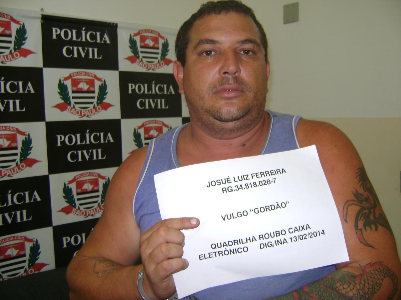 José Luiz Ferreira - ADIVAL B. PINTO