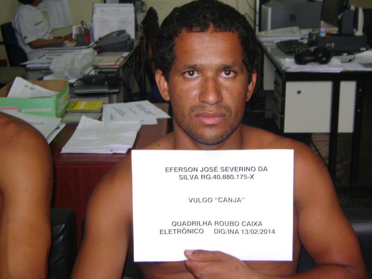 Eferson José Severino da Silva - ADIVAL B. PINTO