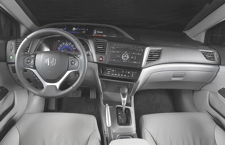 Painel Honda Civic 2014 Lxr