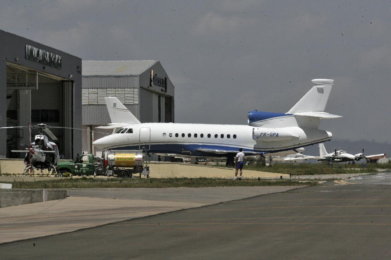 Aeroporto Sorocaba : Cresce volume de passageiros em junho