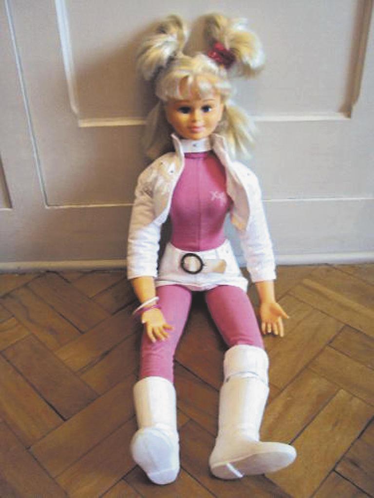 Descrición da boneca e da historia da boneca