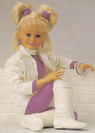 Boneca Xuxa causou temor - DIVULGAÇÃO