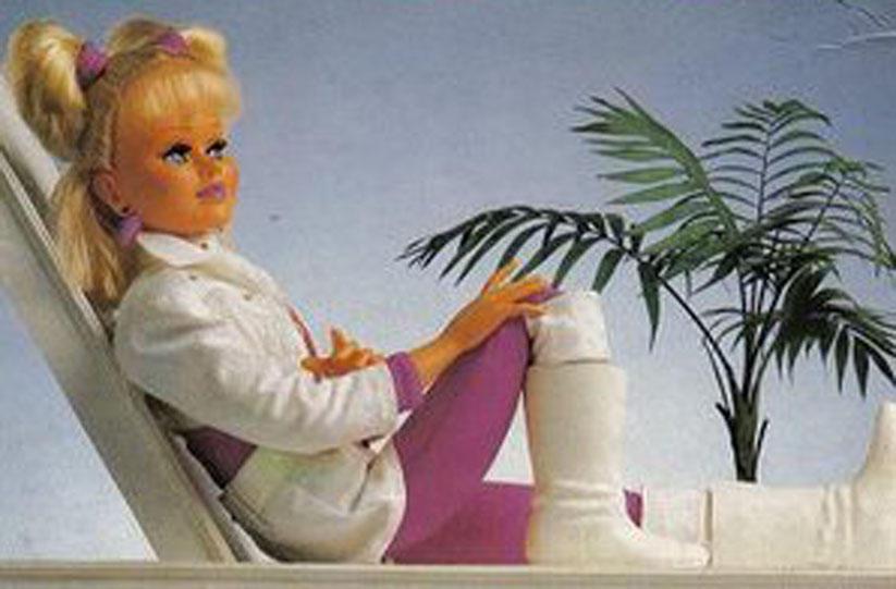 A boneca virou uma lenda urbana - Divulgação