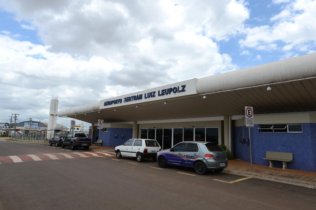 Aeroporto Sorocaba : Definido consórcio que construirá a torre de controle no