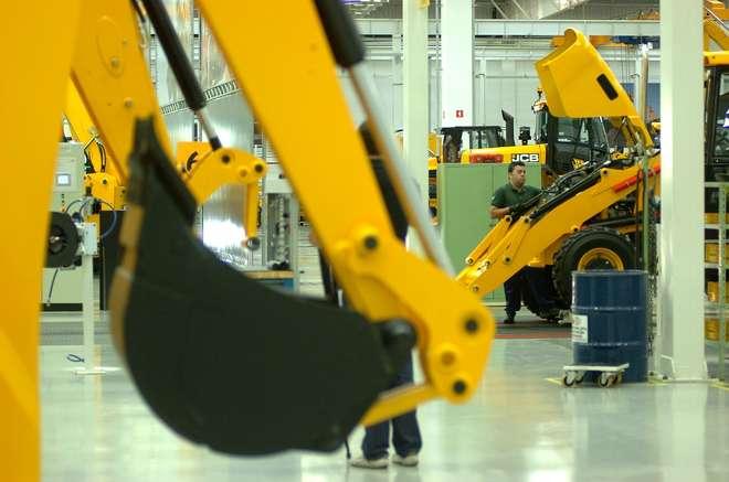 Resultado de imagem para Fabricante de máquinas para construção jcb