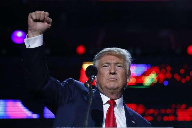 Trump promete aceitar resultado de eleição, mas só se ganhar