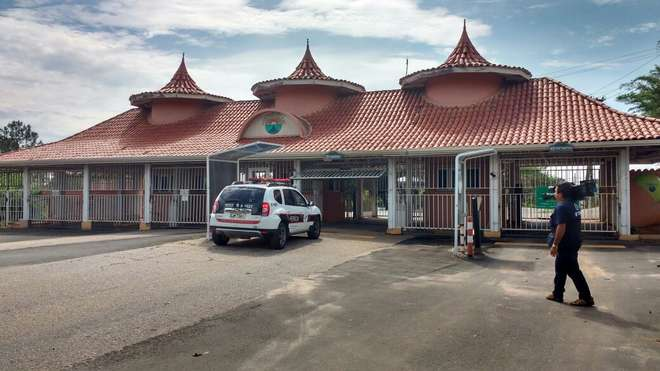 Os dois seguranças trabalhavam no condomínio residencial Terras de São José - LUIZ SETTI