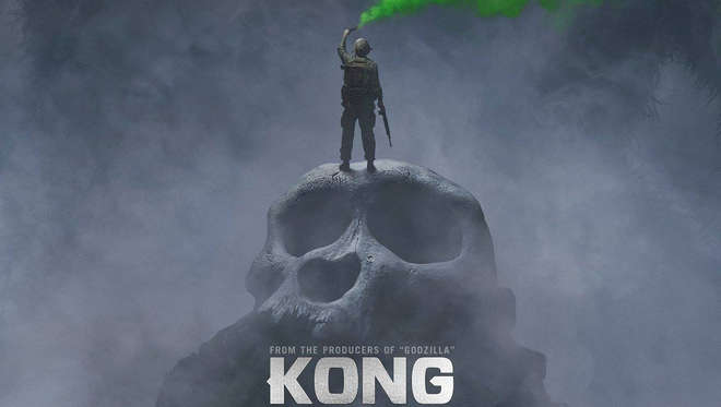 Trailer do novo King Kong traz atmosfera de 'Apocalypse Now'