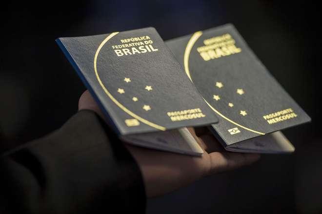 Fim de acordo com a Casa da Moeda impede entrega de passaportes