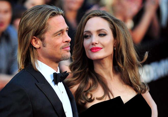 Os dois, antes conhecido pelo apelido 'Brangelina', se casaram em agosto de 2014, na França, mas já estavam juntos desde 2004 - DIVULGAÇÃO