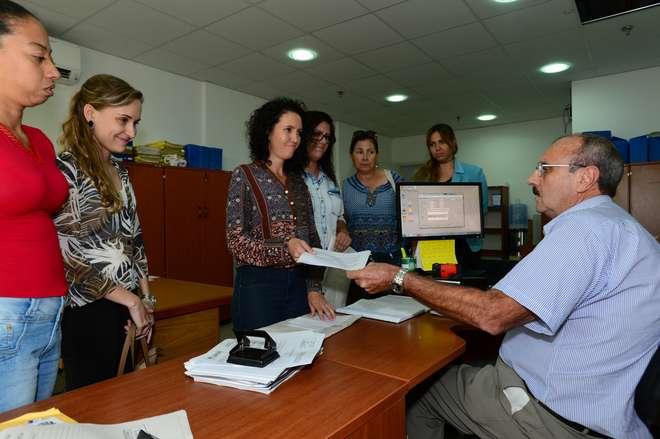 Fernanda Garcia (Psol) protocolou a representação no Ministério Público - ALDO V. SILVA