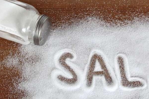 Uma redução de 10% no consumo de sal permitiria salvar milhões de vidas - GOOGLE COMMONS