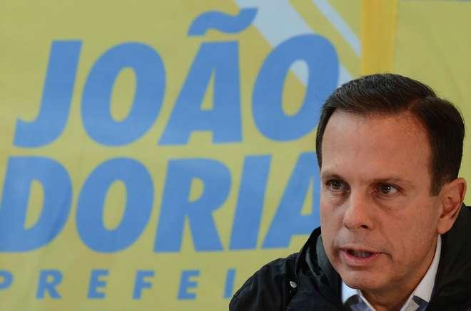 Prefeito de SP, João Doria - ROVENA ROSA/AGÊNCIA BRASIL