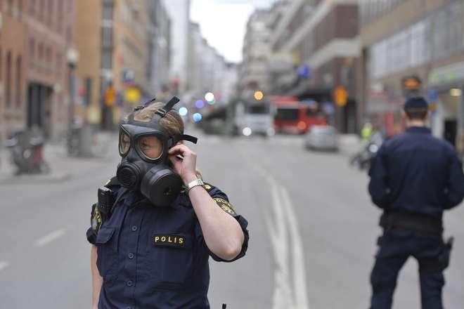 Polícia sueca identifica suposto autor de ataque em Estocolmo