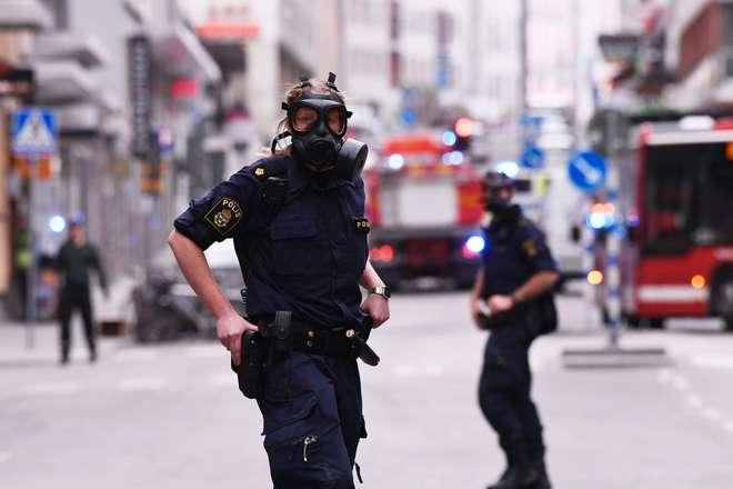 Governo brasileiro condena atentado em Estocolmo