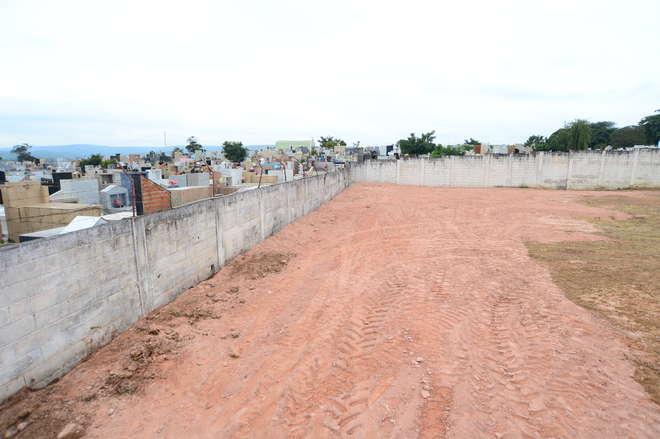 A área adquirida pela Prefeitura pertencia à Ofebas - FÁBIO ROGÉRIO