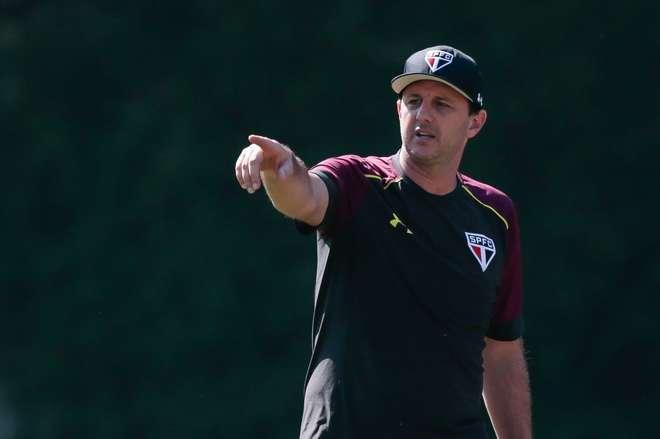 Treinador do São Paulo, Rogério Ceni  - Marcello Zambrana/AGIF