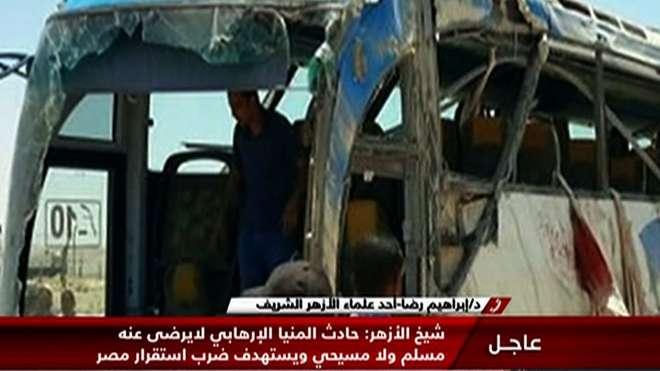 Estado Islâmico reivindica ataque contra coptas no Egipto