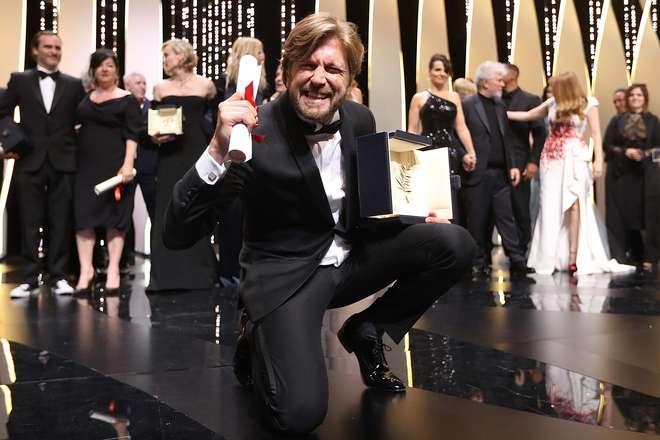 Provocativo, sueco 'The Square' leva a cobiçada Palma de Ouro