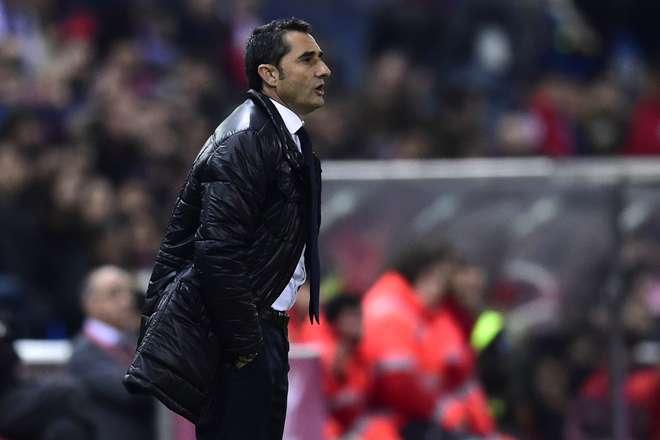 Duas épocas como treinador do Barcelona — Ernesto Valverde