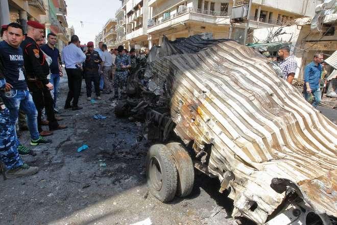 Atentados com carros-bombas deixam ao menos 20 mortos em Bagdá