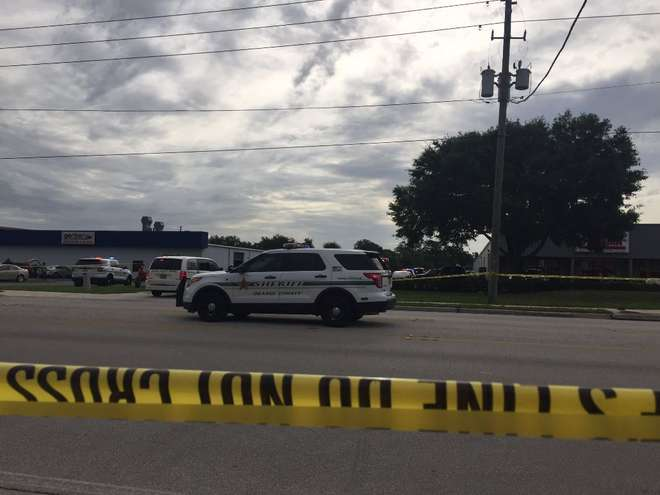 Tiroteio em Orlando deixa cinco mortos, diz polícia