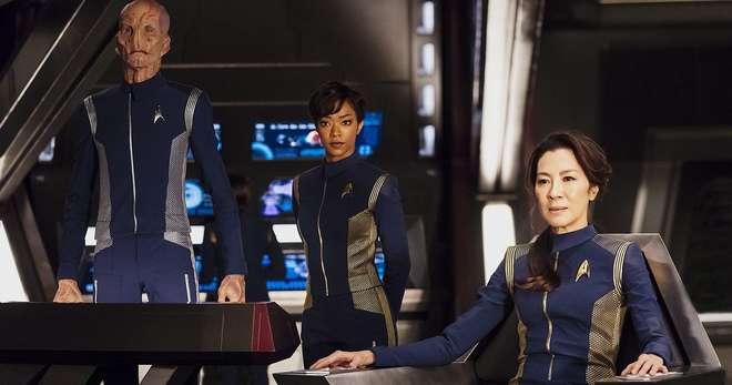 Nova série 'Star Trek: Discovery' estreará em setembro pela Netflix