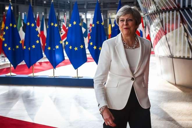 Brexit: Proposta de Londres está