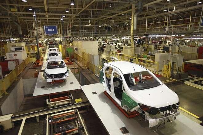 Produção industrial sobe 0,8% e tem melhor maio desde 2011