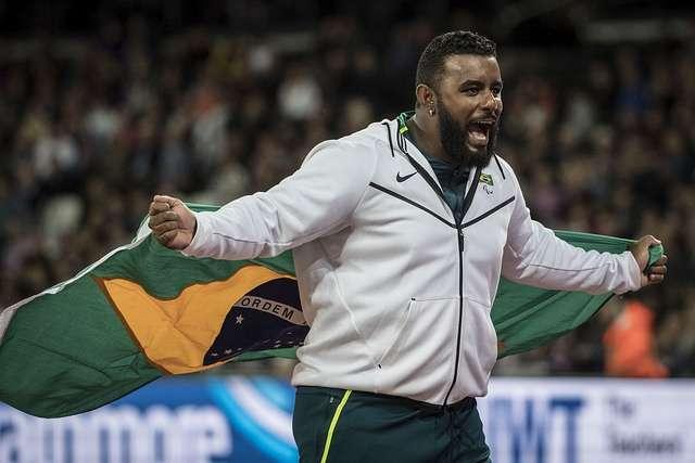 Brasileiros repetem dobradinha no Mundial de Atletismo Paralímpico