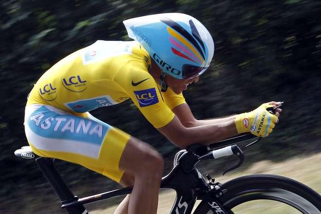 Contador abandona o ciclismo após a Volta a Espanha