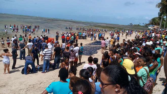 Naufrágio no Pará: 7 pessoas morreram e 43 estão desaparecidas