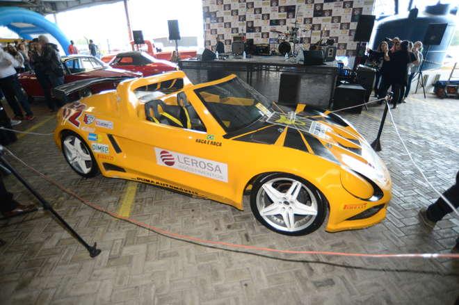 56d28054da8 Uma empresa de Itatinga construiu um protótipo que deverá ter uma categoria  própria de competição.