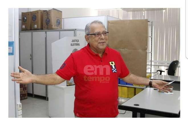 ATUALIZADA - Pedetista Amazonino Mendes é eleito governador do Amazonas