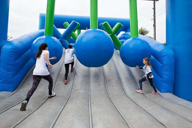 Organizadores dizem que a Corrida é diversão para toda a família - CASA4CENTOSDIVULGAÇÃO