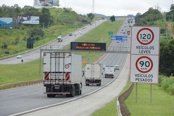 Segundo Madureira, o primeiro leilão deve incluir 4.000 quilômetros. Ele não detalhou, porem, quais as rodovias serão incluídas no novo modelo - ERICK PINHEIRO / ARQUIVO JCS