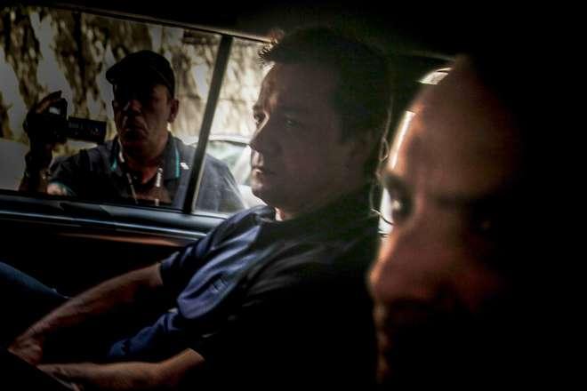 Empresário está preso desde quarta-feira - SUAMY BEYDOUN / AGIF / FOLHAPRESS