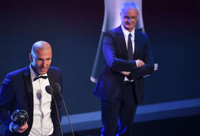 Buffon é o melhor guarda-redes do ano — Prémios FIFA