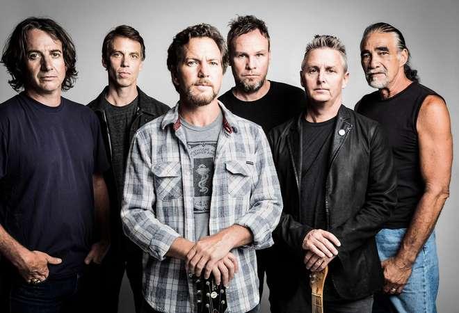Pearl Jam anuncia show no Rio em março de 2018