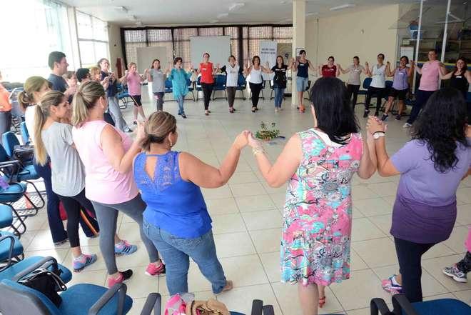 A dança circular é um estilo inspirado em antigas culturas - ARQUIVO / SECOM SOROCABA