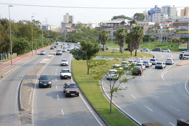 A fiscalização eletrônica vai funcionar em 12 locais de Sorocaba - EMERSON FERRAZ / SECOM SOROCABA